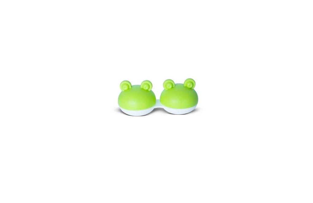 Angry Case Frog - pojemnik na soczewki