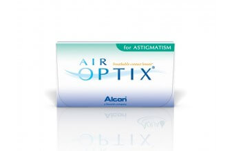 AIR OPTIX for Astigmatism - 1 soczewka - wyprzedaż