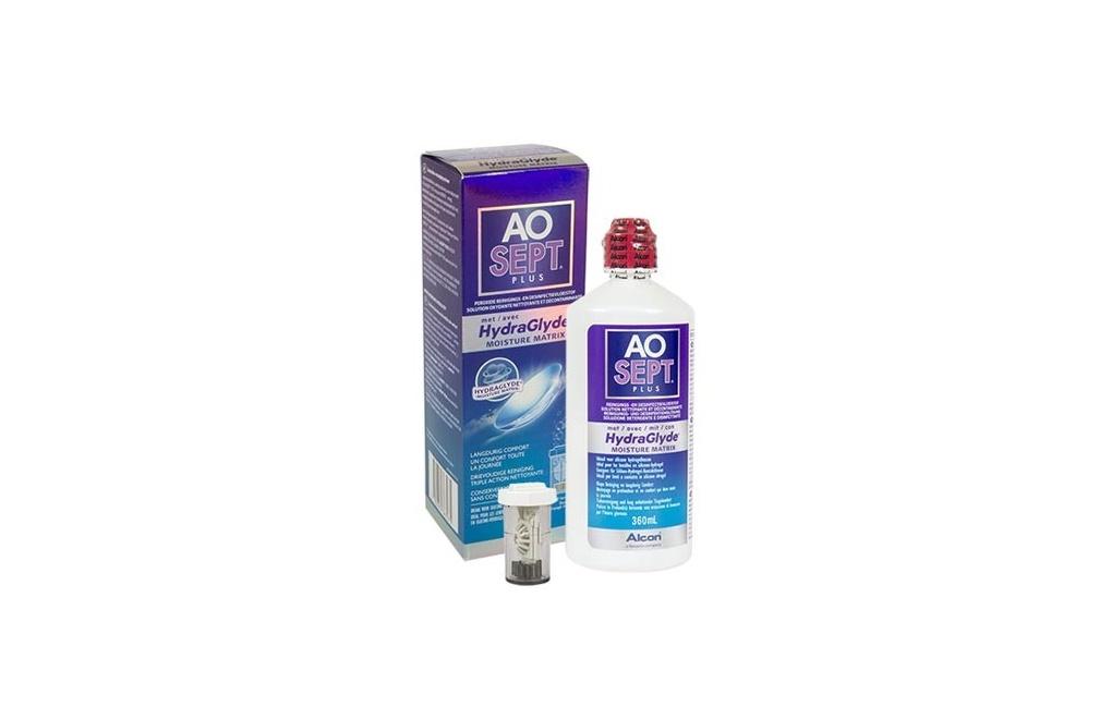 AOSEPT® PLUS HydraGlyde 360ml