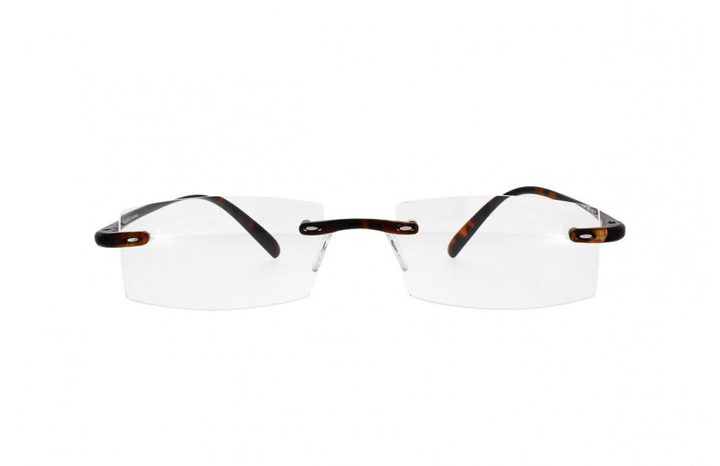 ICON SEE i105 - Okulary do czytania BRĄZOWE
