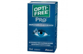 Opti-Free Pro Lubricating
