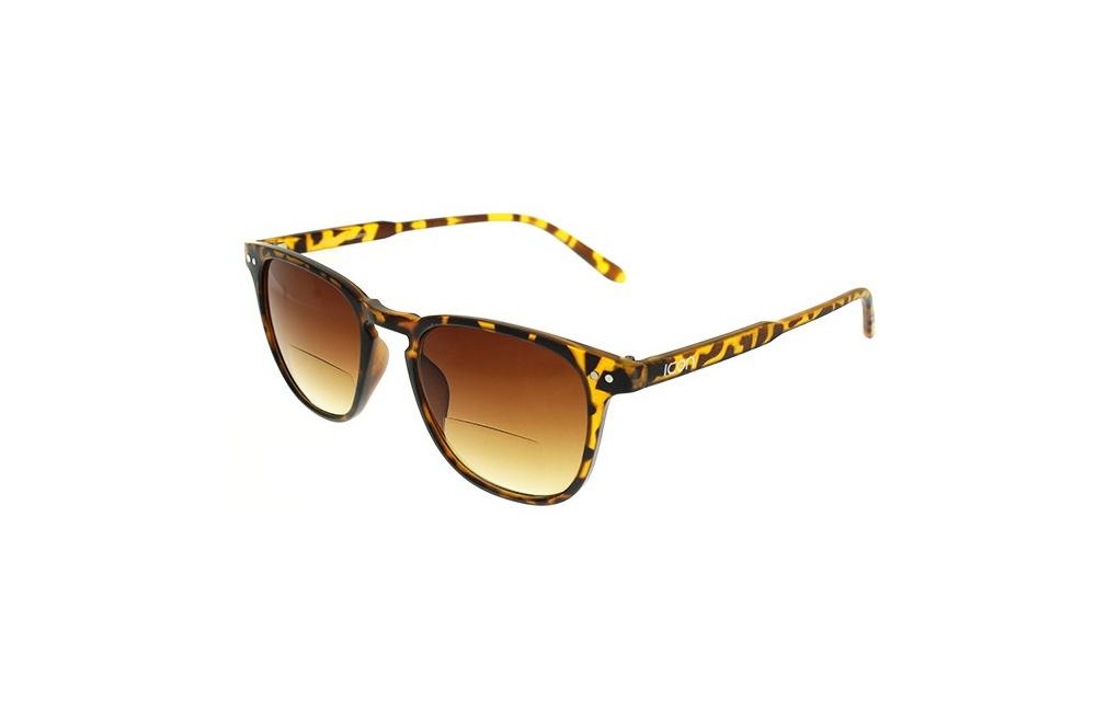 ICON SEE BeSun i107 kolor 21 - dwuogniskowe, przeciwsłoneczne okulary do czytania