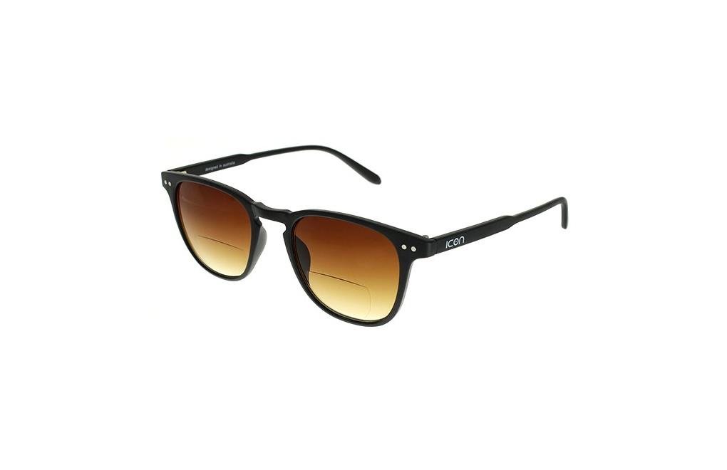 ICON SEE BeSun i107 kolor 26 - dwuogniskowe, przeciwsłoneczne okulary do czytania