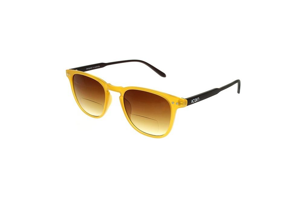 ICON SEE BeSun i107 kolor 27 - dwuogniskowe, przeciwsłoneczne okulary do czytania