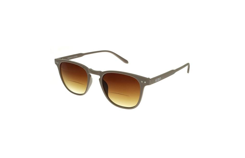 ICON SEE BeSun i107 kolor 28 - dwuogniskowe, przeciwsłoneczne okulary do czytania