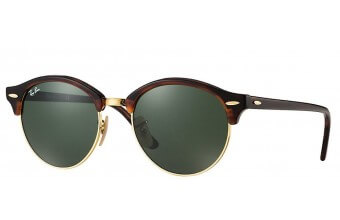Ray-Ban 4246 CLUBROUND kolor 990 rozmiar 51