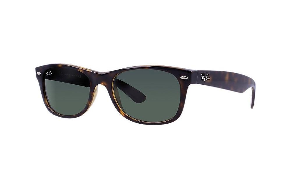 7e5e656bdd4d74 Okulary przeciwsłoneczne Ray-Ban 2132 NEW WAYFARER kolor 902L rozmiar 55