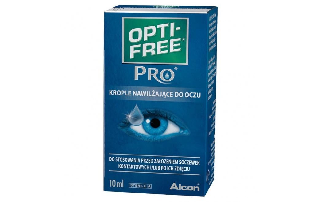 Opti-Free Pro Lubricating WYPRZEDAŻ