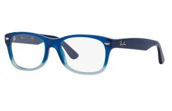 Ray-Ban junior 1528 kolor 3581 rozmiar 48