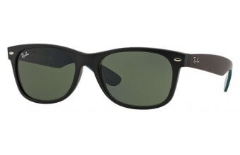 Okulary przeciwsłoneczne Ray-Ban 2132 NEW WAYFARER kolor 6182 rozmiar 55