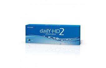 daily HD2 aQua plus™ - 30 soczewek
