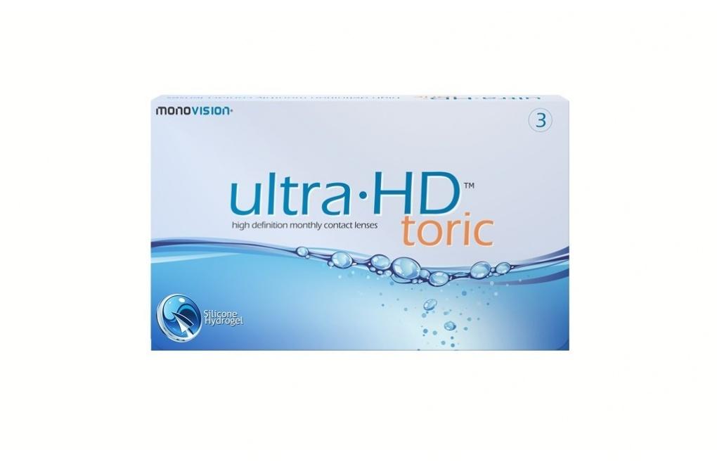 Ultra HD Toric - 3 soczewki-wyprzedaż