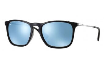 Ray-Ban 4187 CHRIS kolor 601/30 rozmiar 54
