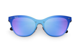 Ray-Ban 3580N BLAZE CAT EYE kolor 153/7V rozmiar 43