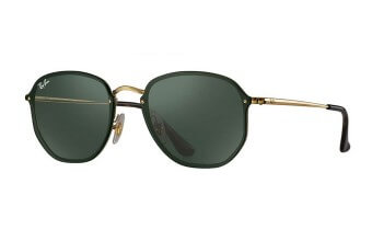 Ray-Ban 3579N BLAZE HEXAGONAL kolor 001/71 rozmiar 58
