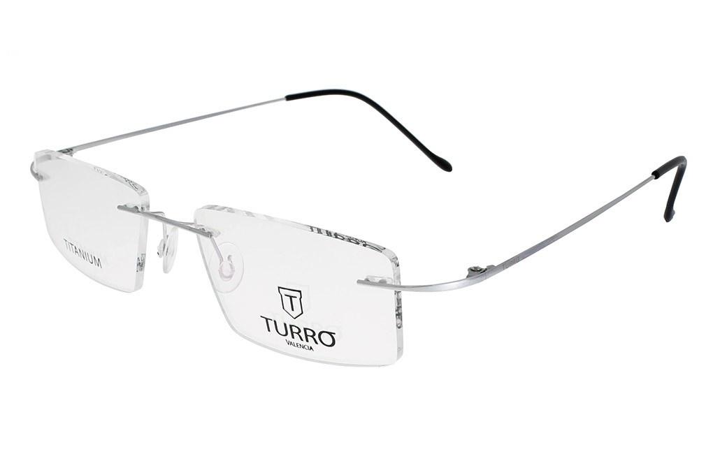 TURRO T2008 TITANIUM kolor 200/99 rozmiar 51