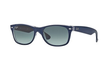 Okulary Ray-Ban 2132 NEW WAYFARER kolor 6053/71 rozmiar 55