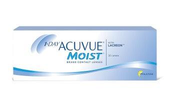 Acuvue 1-DAY MOIST - 30 soczewek