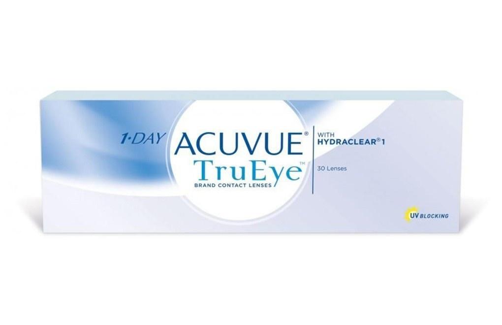 Acuvue 1-DAY TruEye - 30 soczewek