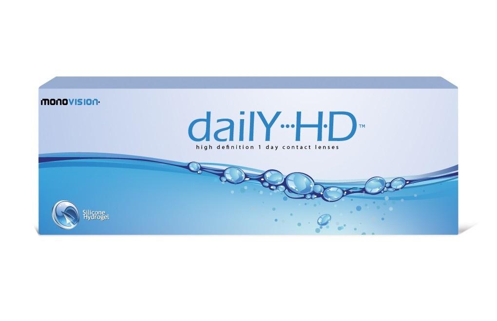 Daily HD™ -  WYPRZEDAŻ - 5 soczewek