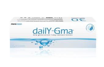 MonoVision dailY-Gma - 30 soczewek