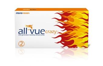 All Vue Crazy™ - 2 soczewki - WYPRZEDAŻ, krótki termin