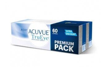 1-DAY ACUVUE® TruEye® - Premium Pack - 60 soczewek