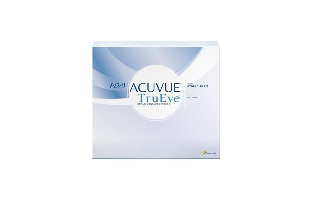1-DAY ACUVUE® TruEye® - 180 soczewek CashBack 108zł