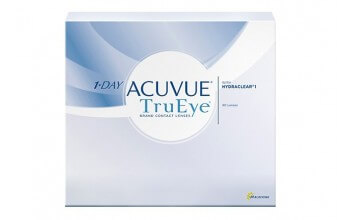 1-DAY ACUVUE® TruEye® - 90 soczewek
