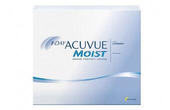 1-DAY Acuvue® MOIST - 90 soczewek