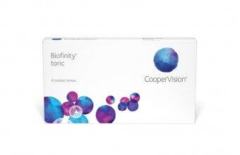 Biofinity Toric 3 soczewki