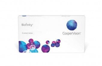 Biofinity - 3 soczewki