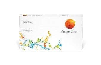 Proclear - 3 soczewki