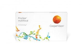 Proclear Multifocal - 3 soczewki