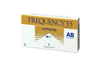 Frequency 55 Aspheric - 3 soczewki