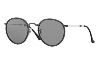Ray-Ban 3517 ROUND FOLDING kolor 029/N8 rozmiar 51