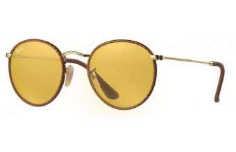 Ray-Ban 3475Q ROUND CRAFT kolor 9042/4A rozmiar 50