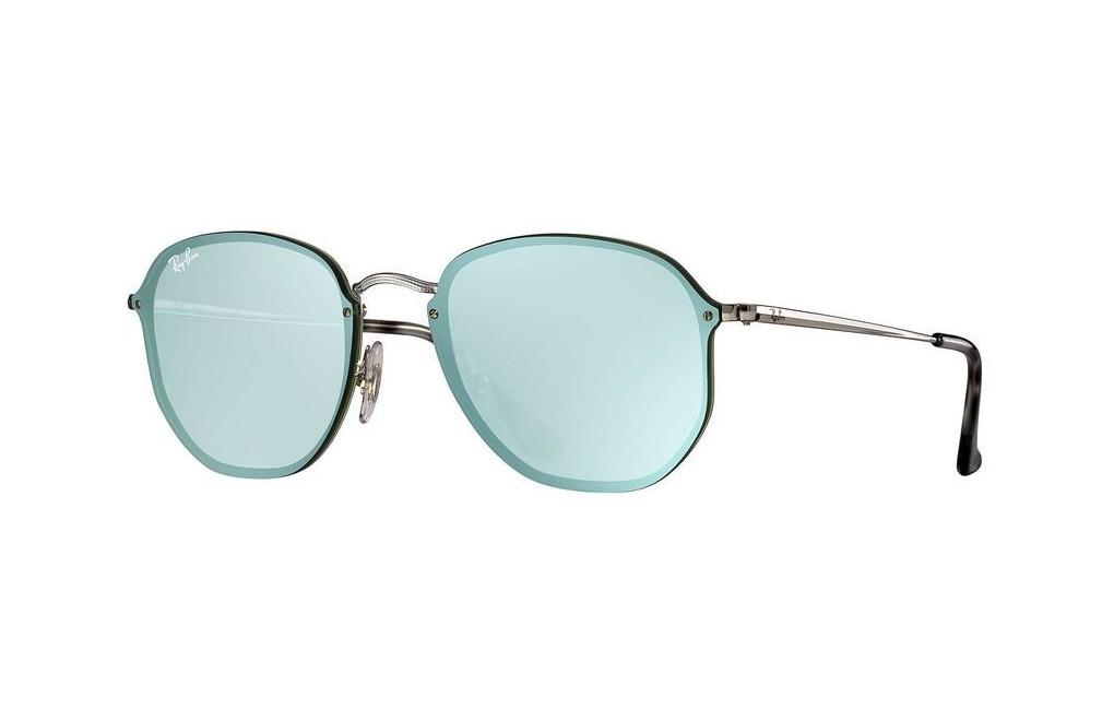 Okulary Ray-Ban 3579N BLAZE HEXAGONAL kolor 003/30 rozmiar 58