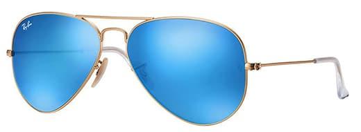 Okulary przeciwsłoneczne Ray-Ban 3025 AVIATOR kolor 112/17