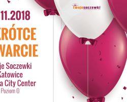 Otwarcie salonu w Katowicach w Silesia City Center