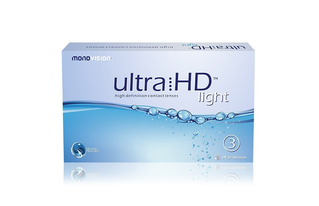 Ultra HD Light - 3 soczewki
