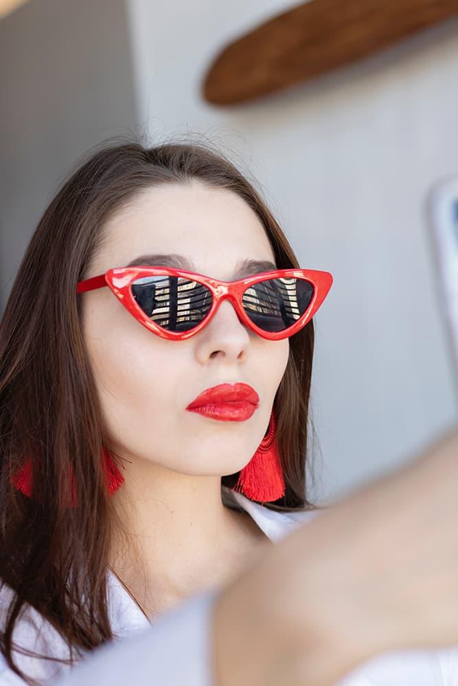 dzien matki okulary