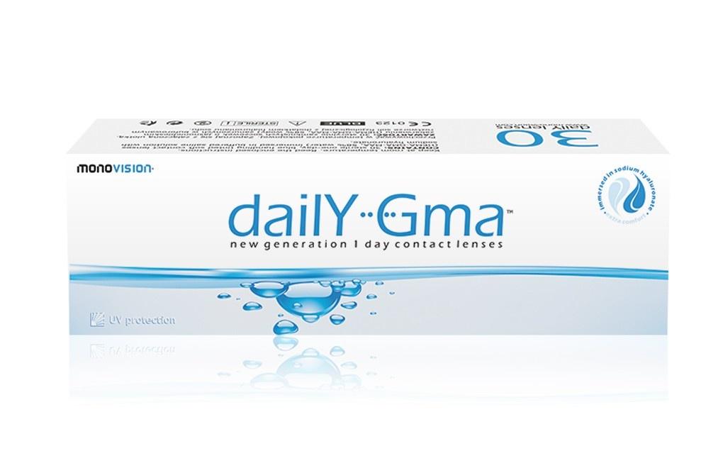DailY GMA™ 30 soczewek