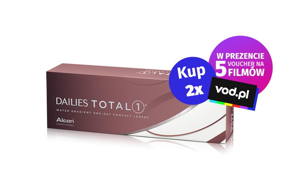 Kup 2 opakowania Dailies Total 1