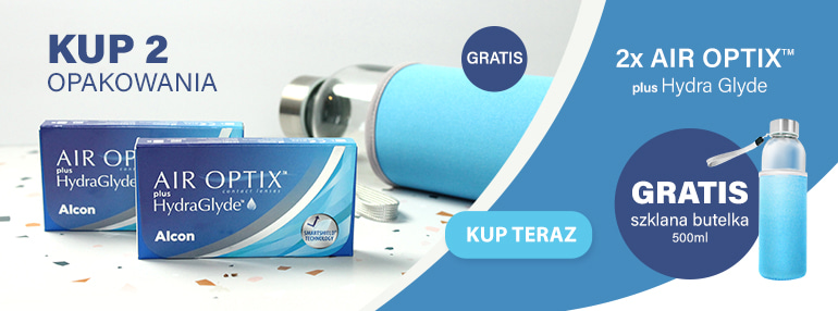 Air Optix plus Hydra Glyde