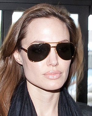 Angelina Jolie in D&G 2073K