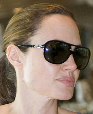 Angelina Jolie in Persol PO2914S