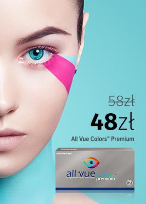 All Vue Colors™ Premium 2 soczewki