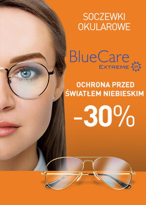 BlueCare Extreme - Ochrona przed niebieskim światłem