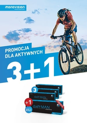 Daily Man Extreme Promocja 3+1